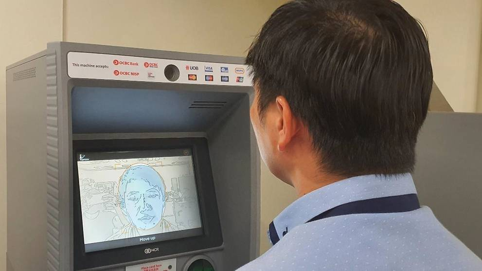Goodbye ATM cards? OCBC to roll out face verification at ATMs – CNA