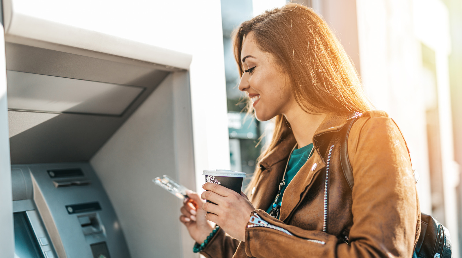 The Truth About The Invention Of The First ATM